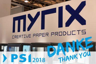 MYRIX PSI 2018