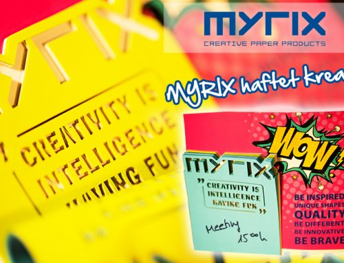 MYRIX haftet kreativ