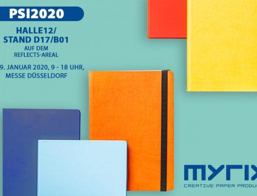 MYRIX auf der PSI 2020
