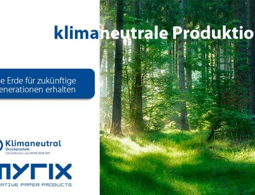 Klimaneutrale Produktion